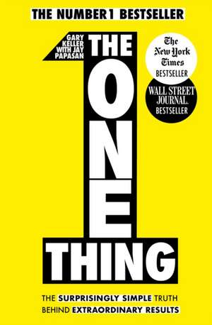 The One Thing de Jay Papasan
