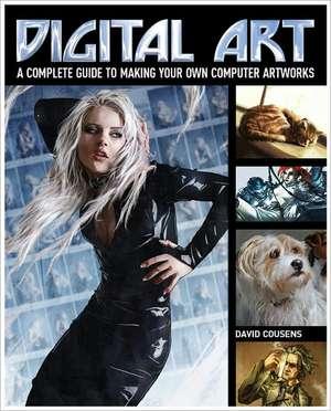 Digital Art imagine