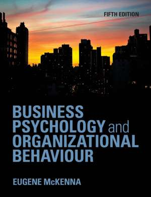 Business Psychology and Organizational Behaviour imagine