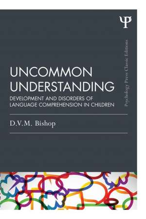 Uncommon Understanding (Classic Edition) imagine