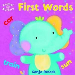 Animal Nursery: First Words