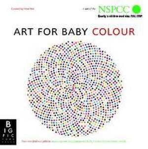 Art for Baby Colour de Yana Peel