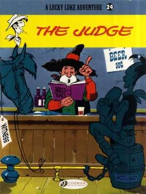 Lucky Luke Vol.24: The Judge