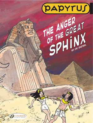Papyrus Vol.5: The Anger Of The Great Sphinx