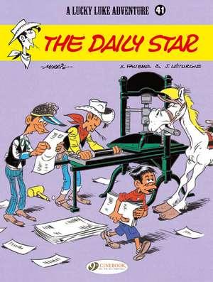 Lucky Luke Vol.41: The Daily Star