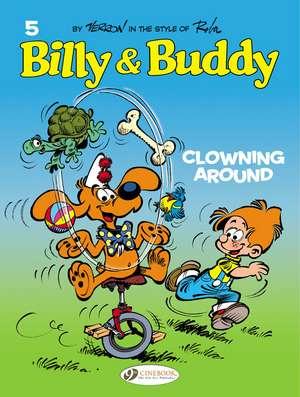 Billy & Buddy Vol. 5