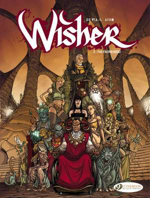 Wisher Vol. 2