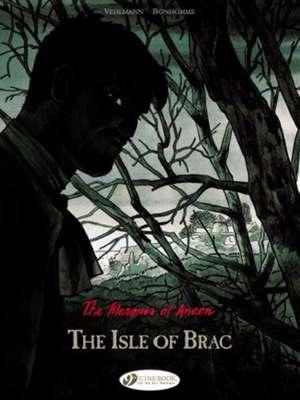 The Marquis Of Anaon Vol. 1: The Isle of Brac de Fabien Vehlmann