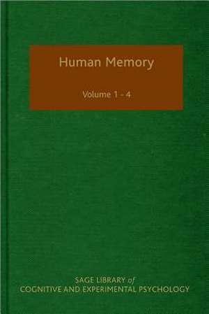 Human Memory de Chris Moulin