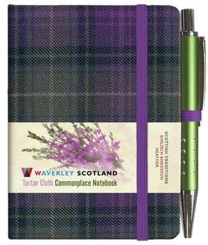 Waverley S.T. (S): Heather Mini with Pen Pocket Genuine Tart