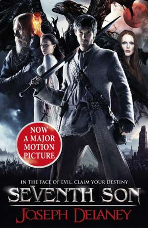 The Spook's Apprentice 1. Seventh Son. Film Tie-In