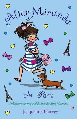 Alice-Miranda in Paris de Jacqueline Harvey