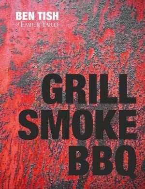 Grill Smoke BBQ