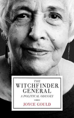 The Witchfinder General de Joyce Gould