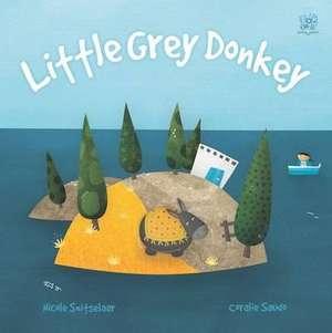 Little Grey Donkey