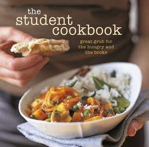 The Student Cookbook imagine