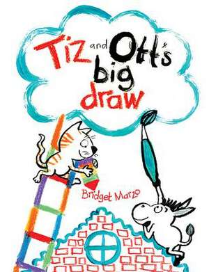 Tiz and Ott's Big Draw