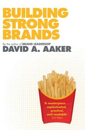 Building Strong Brands de David A. Aaker