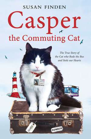 Casper the Commuting Cat imagine