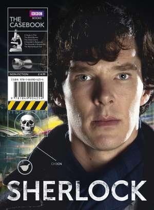 Sherlock: The Casebook de Guy Adams