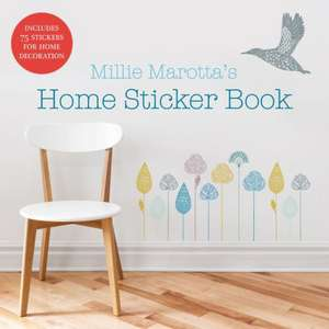 Millie Marotta's Home Sticker Book de Millie Marotta