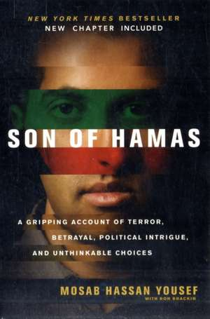 Son of Hamas de Mosab Hassan Yousef