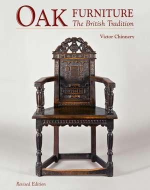 Oak Furniture - The British Tradition imagine