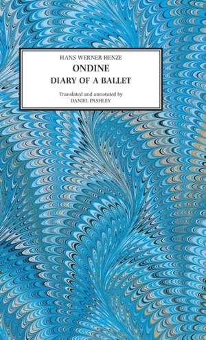 Ondine - Diary of a Ballet imagine