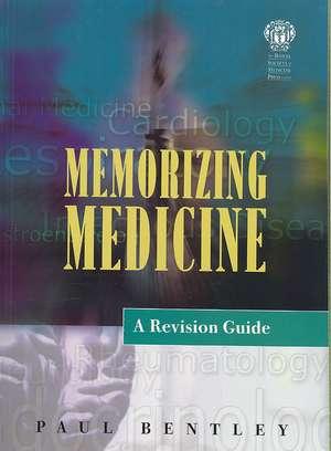 Memorizing Medicine imagine