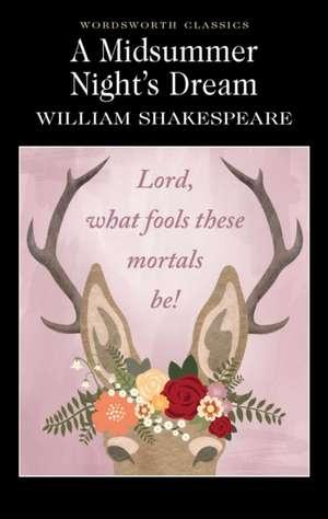 Midsummer Night's Dream de William Shakespeare