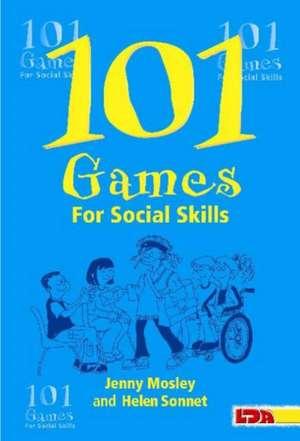 Mosley, J: 101 Games for Social Skills imagine