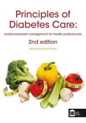 Principles of Diabetes Care