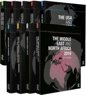 Publications, E: Europa Regional Surveys of the World 2019