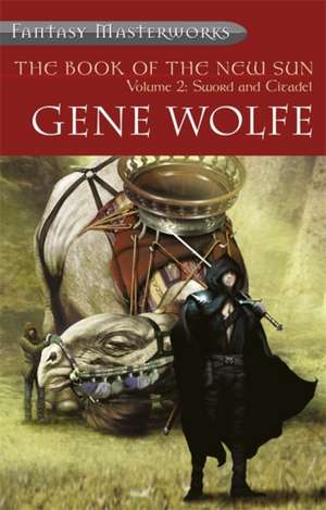 The Book of the New Sun de Gene Wolfe