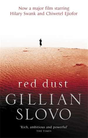Red Dust de Gillian Slovo