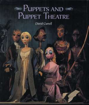 Puppets and Puppet Theatre imagine