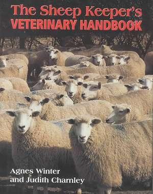 The Sheep Keeper's Veterinary Handbook imagine