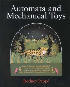 Automata and Mechanical Toys imagine