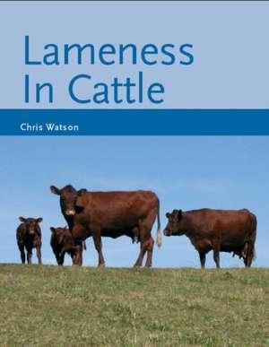 Lameness in Cattle