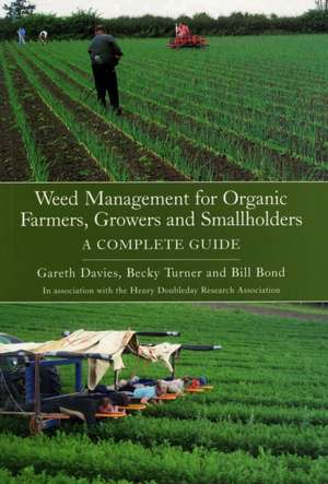 Weed Management for Organic Farmers, Growers and Smallholders imagine