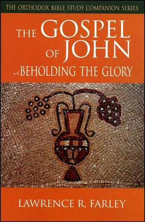 The Gospel of John de Lawrence R. Farley