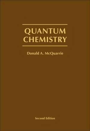 Quantum Chemistry imagine