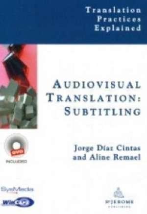 Audiovisual Translation, Subtitling imagine