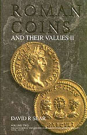 Roman Coins and Their Values Volume 2 imagine