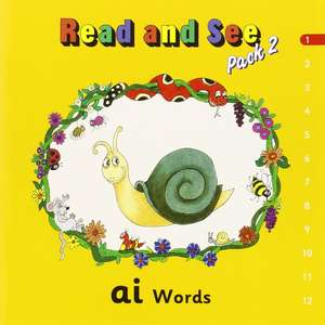 Jolly Phonics Read and See, Pack 2 imagine