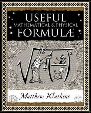 Useful Math & Physical Formulae de M Watkins
