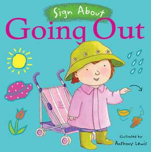 Going Out de Anthony Lewis