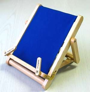 Bookchair Medium Blau