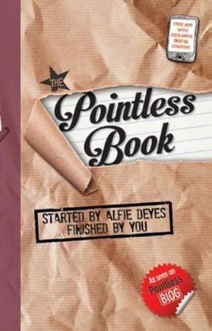The Pointless Book imagine