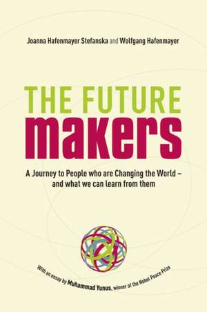 The Future Makers imagine